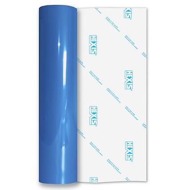 Pale Blue Transparent Self Adhesive Vinyl
