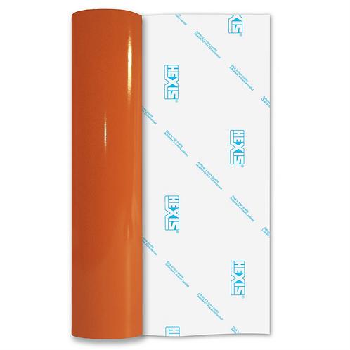 Orange Reflective Permanent Gloss Self Adhesive Vinyl