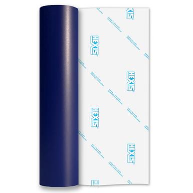 Royal Blue Standard Removable Matt Self Adhesive Vinyl