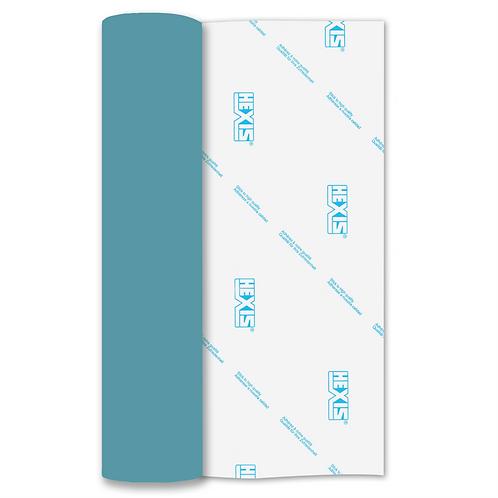 RapidFlex Bright Blue Heat Transfer Flex 305mm Wide x 500mm Long