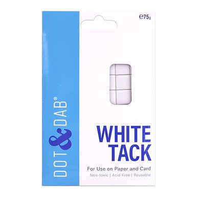 Dot & Dab White Tack