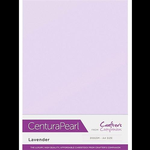 Lavender - Centura Pearl Card Crafter's Companion