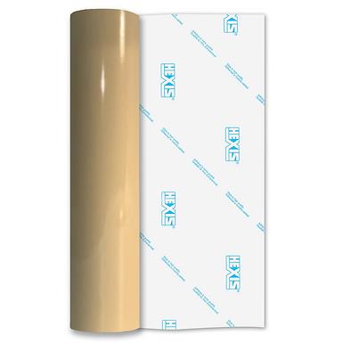 Sand Premium Permanent Gloss Self Adhesive Vinyl