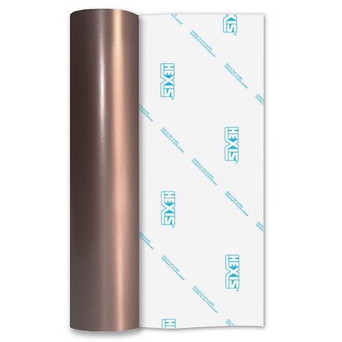 Rose Gold Premium Permanent Gloss Self Adhesive Vinyl