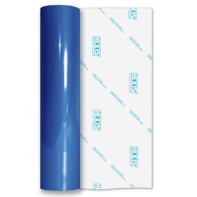 Steel Blue Transparent Self Adhesive Vinyl