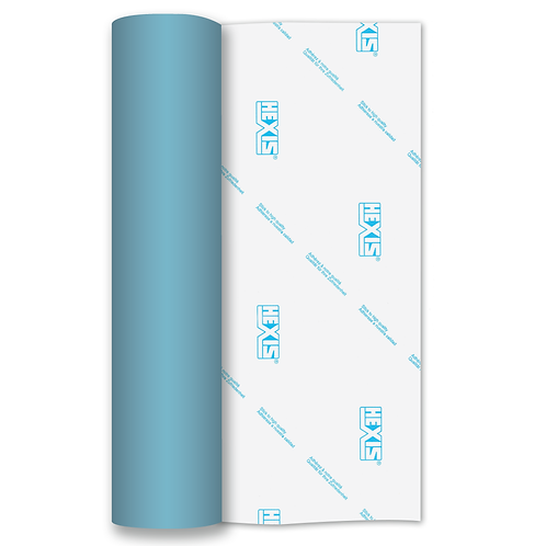 Ice Blue Gloss Self Adhesive Vinyl Roll 305mm x 5m
