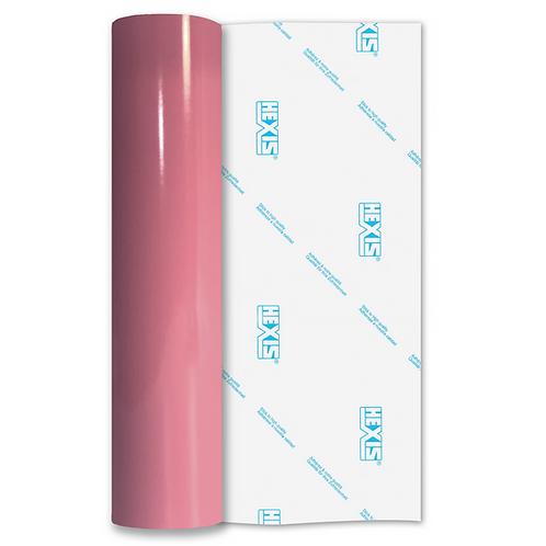 Bubblegum Pink Premium Permanent Gloss Self Adhesive Vinyl
