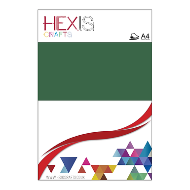 Military Green Heat Transfer Flex Sheet