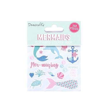 Sticker Book - Mermaids
