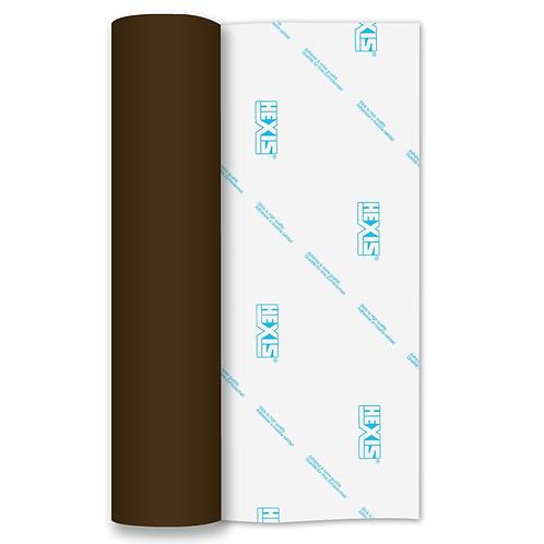 Brown Gloss Self Adhesive Vinyl Roll 305mm x 5m