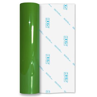 Moss Green Transparent Self Adhesive Vinyl