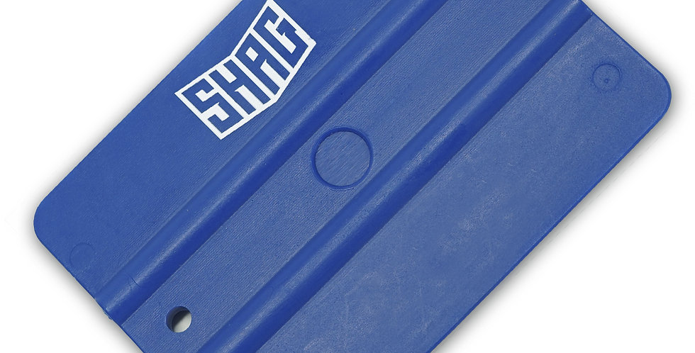 SHAG Blue Extremely Soft Squeegee