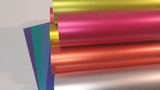 Shimmer Metal Satin Self Adhesive Vinyl Bundle