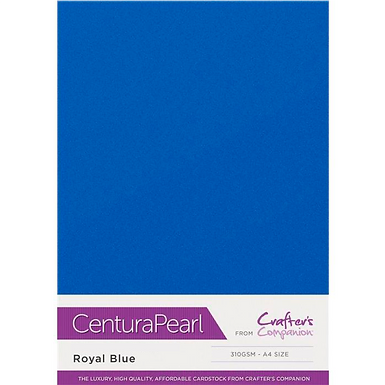 Royal Blue - Centura Pearl Card Crafter's Companion