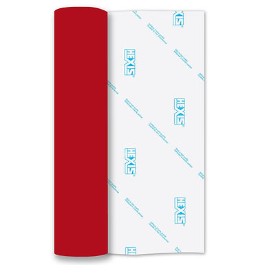 Red Reflective Flex 140mm Wide x 500mm Long