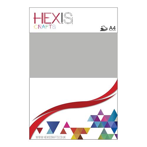 Clay Grey Gloss Premium Self Adhesive Sheets x 4