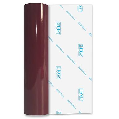 Burgundy Premium Permanent Gloss Self Adhesive Vinyl
