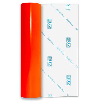 Neon Red Gloss Self Adhesive Vinyl