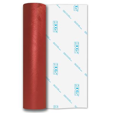 Red Brushstroke Self Adhesive Vinyl