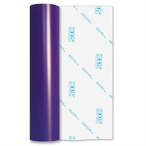 Purple Standard Permanent Matt Self Adhesive Vinyl