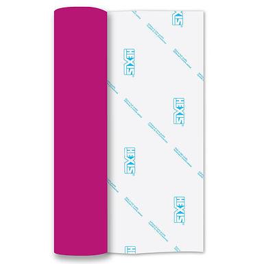Purple Mirror Heat Transfer Flex 140mm Wide x 500mm Long