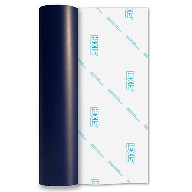 Navy Blue Standard Removable Matt Self Adhesive Vinyl