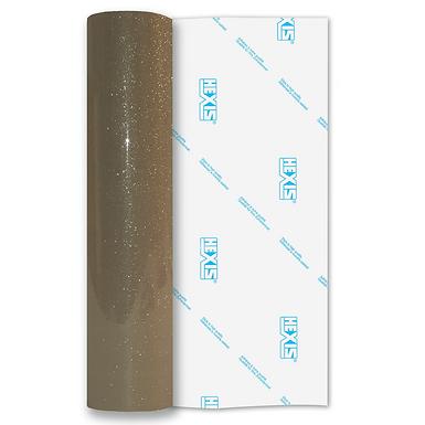 Grey Transparent Glitter Self Adhesive Vinyl