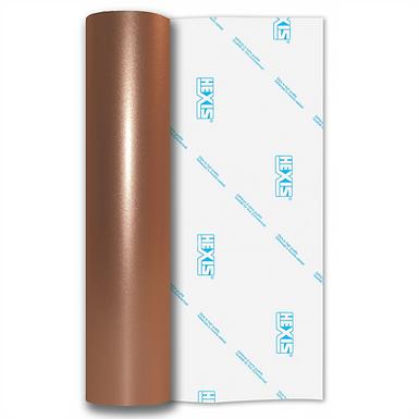 Rose Gold Shimmer Metal Gloss Self Adhesive Vinyl