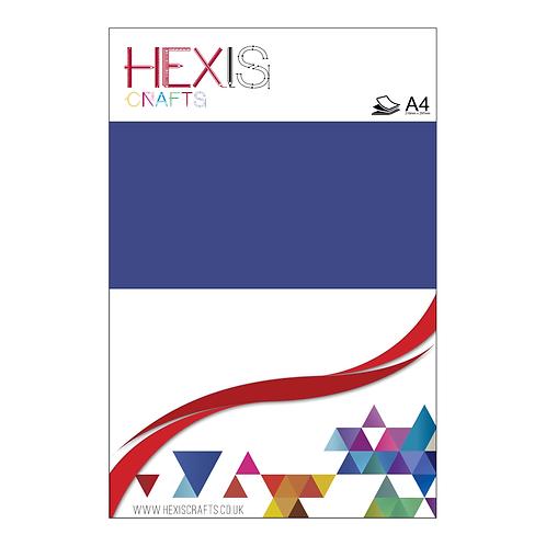 Nordic Blue Gloss Premium Self Adhesive Sheets x 8