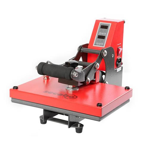 SECABO TC2 23cm x 33cm Clam Heat Press
