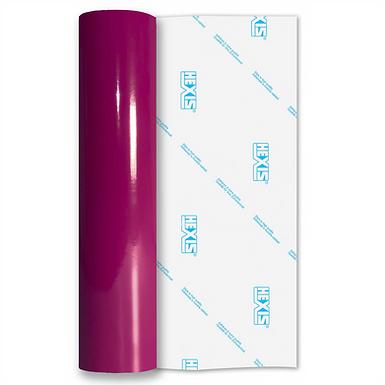 Plum Standard Permanent Gloss Self Adhesive Vinyl