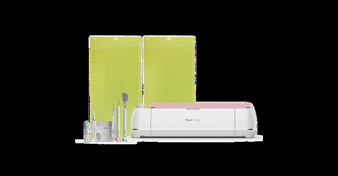 Cricut Maker® Machine, Rose, Tools & Standard Grip Mats