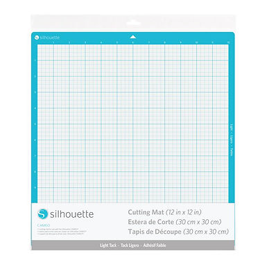 Silhouette Cameo® Cutting Mat - Light Hold