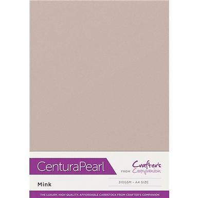 Mink - Centura Pearl Card Crafter's Companion