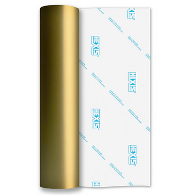 Gold Standard Removable Matt Self Adhesive Vinyl