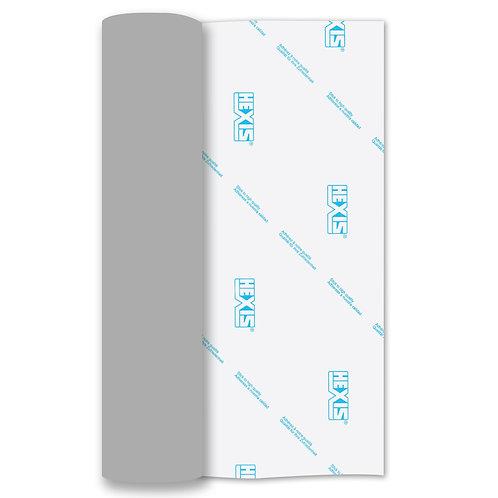 Silver Glass Etch Self Adhesive Vinyl 610mm x 1m