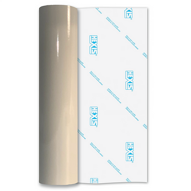 Panama Beige Premium Permanent Gloss Self Adhesive Vinyl