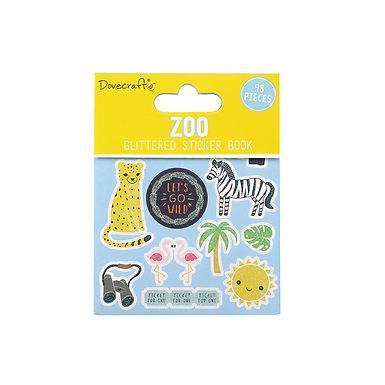 Sticker Book - Zoo