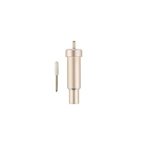 Cricut Maker® / Explore Air 2 Premium Fine Point Blade + Housing - Gold