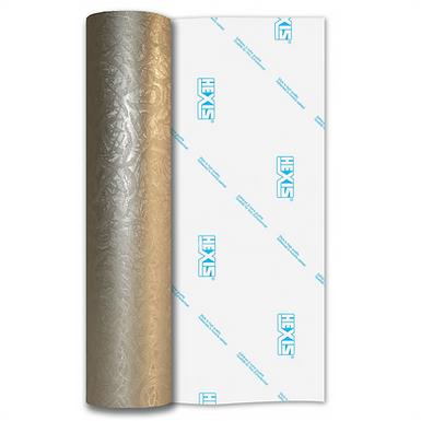 Silver Tapestry Self Adhesive Vinyl