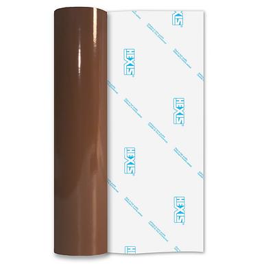 Light Brown Premium Permanent Gloss Self Adhesive Vinyl