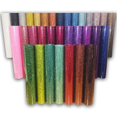 A4 Glitter Box With 1 x 33 Sheets of Glitter Flex