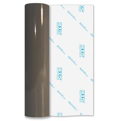 Brown Grey Premium Permanent Gloss Self Adhesive Vinyl