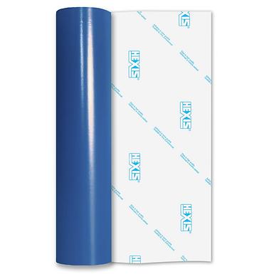 Sapphire Blue Standard Permanent Matt Self Adhesive Vinyl