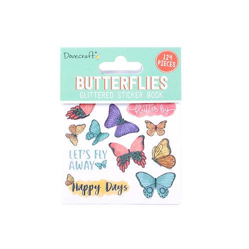 Sticker Book - Butterflies