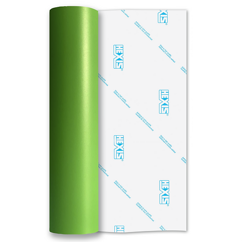 Light Green Standard Removable Matt Self Adhesive Vinyl
