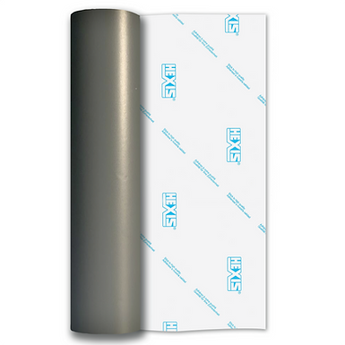 Stone Grey Standard Removable Matt Self Adhesive Vinyl