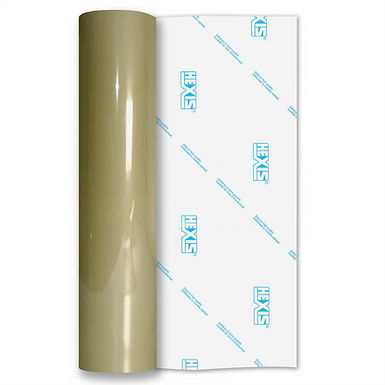 Light Grey Transparent Self Adhesive Vinyl
