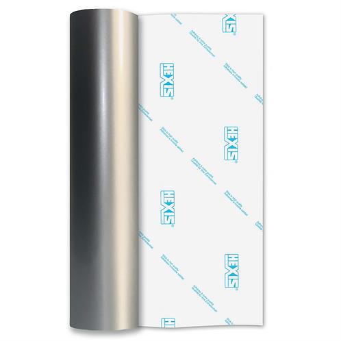 Silver Economy Permanent Gloss Self Adhesive Vinyl