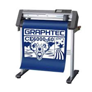 Graphtec CE6000-60ES 610mm Wide Cutter With Stand